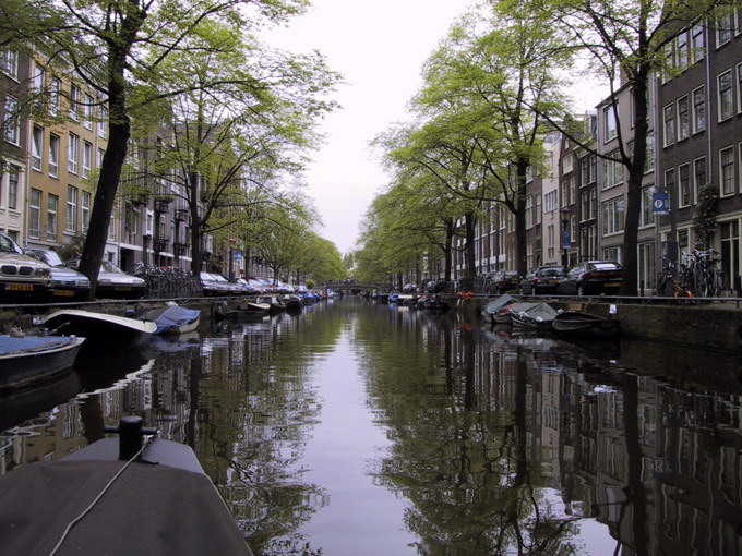 Amsterdam Canal - MN8